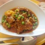 Pork & Peas