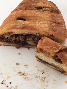 Chocolate, Frangipane & Raisin Sourdough