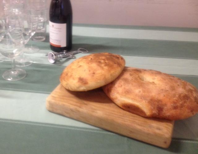 Jersey Royal Bread