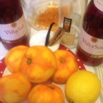 Ingredients for Vin D'Orange