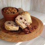 Pecan & Cranberry Bread