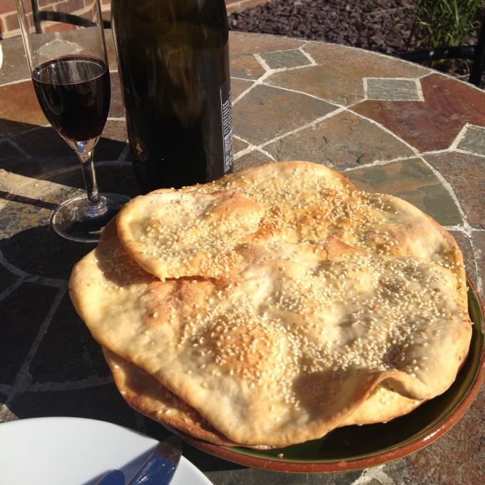 Crackerbread Photo